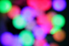 Jaskrawy blured tło Zdjęcia Stock