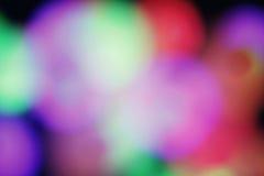 Jaskrawy blured tło Obraz Stock