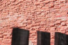jaskrawy ściana Zdjęcie Royalty Free