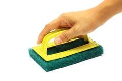 jaskrawy cleaning Obrazy Royalty Free