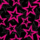 jaskrawy gwiazdy Zdjęcie Royalty Free