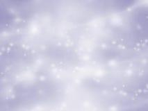 Jaskrawy i iskrzasty tło, błękitny Zdjęcia Stock