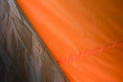 Jaskrawy kolor z Nylonową Spadochronową tkaniną Fotografia Stock