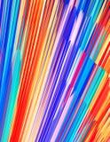 Jaskrawy Kolorowy tło Abstrakcjonistyczny pstrobarwny wzór Obrazy Stock