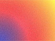 Jaskrawy mozaik płytek tło Zdjęcia Stock
