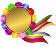 jaskrawy nagrodzony gniazdkowy wygranie Royalty Ilustracja