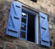 Jaskrawy okno Zdjęcie Royalty Free