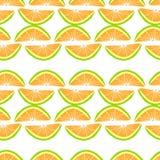 Jaskrawy owoc wzór Z cytrusów ananasami I owoc Kolorowy tło Dla Tekstylnych Lub Książkowych pokryw, produkcja, tapety fotografia stock