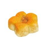 Jaskrawy pomarańczowy kwiat, cukierek obrazy royalty free