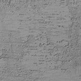 Jaskrawy Popielaty Grunge Gipsująca Ścienna Sztukateryjna tekstura, Horyzontalnego Szczegółowego Naturalnego narysu Grungy Szary  fotografia royalty free