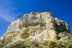 jaskrawy skały Obraz Royalty Free