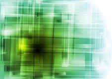 Jaskrawy - zielony wektorowy tło Obraz Royalty Free