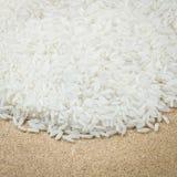 Jasmin tajlandzcy ryż Fotografia Royalty Free