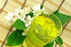 Jasmin tea Royalty Free Stock Image