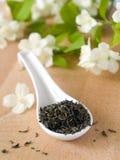 Jasmin tea Stock Photo