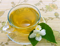 Jasmin tea Royalty Free Stock Images