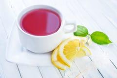Jasmin tea Stock Photography