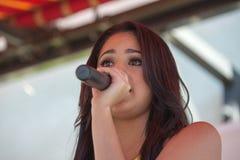 Jasmin Villegas Stockfotos