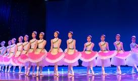 Jasmine Flowersï ¼ ˆcollectiveï ¼ ‰ - κινεζικό εθνικό μπαλέτο Στοκ Εικόνες