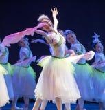 Jasmine Flowersï ¼ ˆoneï ¼ ‰ - κινεζικό εθνικό μπαλέτο Στοκ φωτογραφία με δικαίωμα ελεύθερης χρήσης