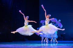 Jasmine Flowersï ¼ ˆtwoï ¼ ‰ - κινεζικό εθνικό μπαλέτο Στοκ Εικόνες