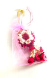 Jasmine garland made from soap Royalty Free Stock Images