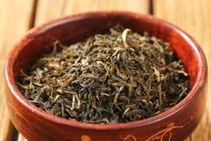 Jasmine Green Tea Imagen de archivo