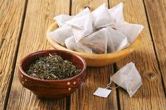 Jasmine Green Tea Fotos de archivo libres de regalías
