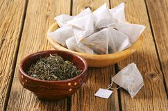 Jasmine Green Tea Fotos de Stock Royalty Free