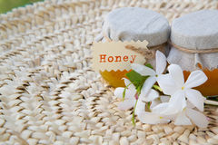 Jasmine honey Stock Photos