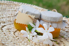 Jasmine honey Royalty Free Stock Photography