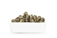 Jasmine Pearl Tea Stock Photography