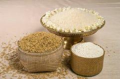 Jasmine rice Stock Photos