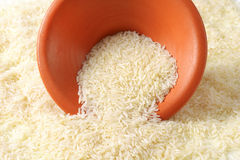 Jasmine rice Stock Image