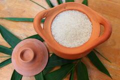 Jasmine rice Royalty Free Stock Photo