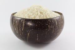 Jasmine rice. Royalty Free Stock Photos