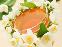 Jasmine tea Stock Photography