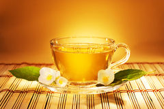 Jasmine tea Stock Photos
