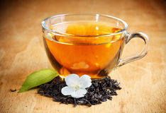 Jasmine tea Royalty Free Stock Images