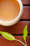 Jasmine Tea. Royalty Free Stock Photo