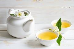 Jasmine Tea lizenzfreie stockfotografie