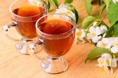 Jasmine Tea Stockfoto