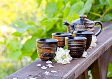 Jasmine Tea Immagini Stock Libere da Diritti