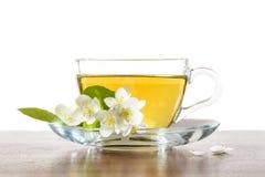 Jasmine Tea Image stock