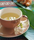 Jasmine tea stock images