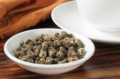 Jasmine tea pearls Stock Photography