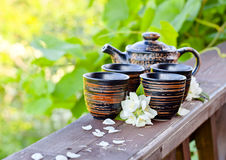 Jasmine tea Royalty Free Stock Image