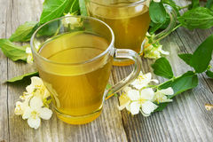 Jasmine Tea Stock Photography