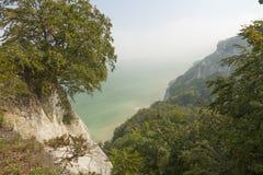 Jasmunder limestone Stock Photo