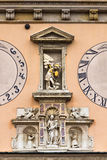 从Jasna Gora修道院的细节 免版税库存照片